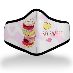 So Sweets Donuts Mask
