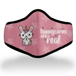 Bunnycorns Mask