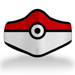 Full Pokeball Mask